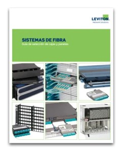 Sistemas de Fibra - Leviton