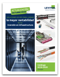 Soluciones de red para lograr la mayor rentabilidad de su inversión en infraestructura