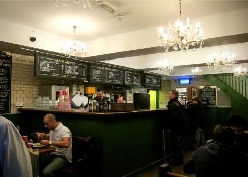 Image of Goddards at Greenwich interior, courtesy of Kotomi_ via Flickr.