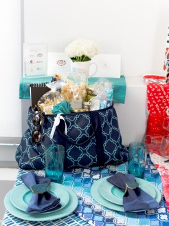 Picnic Basket by Stacey Garcia Inc.