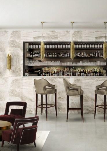 Bar Chair by Brabbu Design Forces.