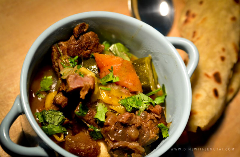Bone Chuck Beef stew