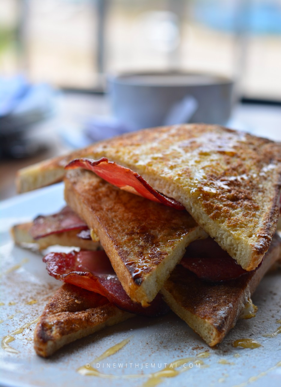 3.French Toast N Bacon