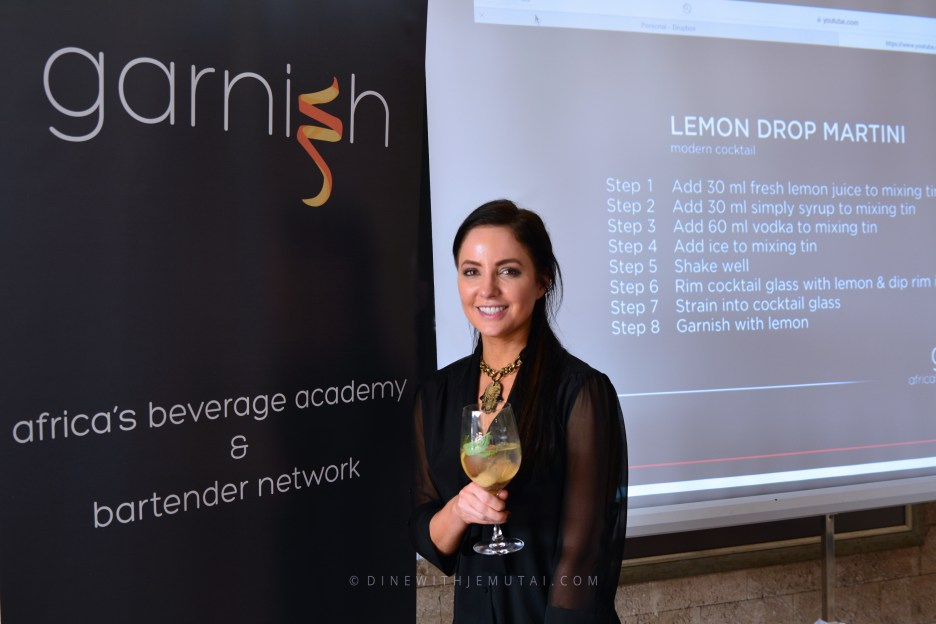 Lauren Henderson, founder of Garnish