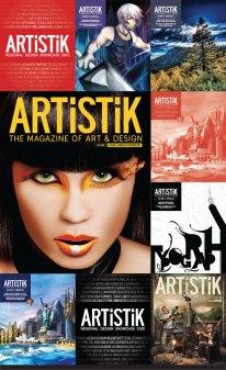 Magazine Collage Poster   Sanford-Brown College