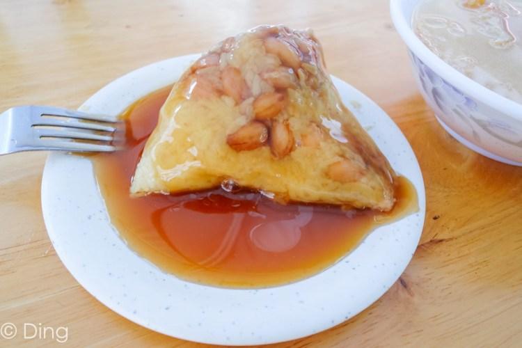【台南中西區美食】沙淘宮老鄭菜粽,早上也能吃到古早味菜粽,限量晚來就吃不到~