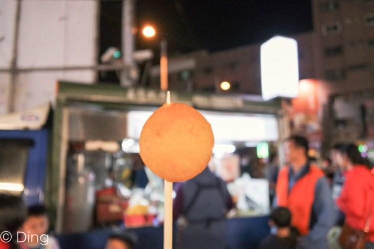 【彰化美食】精誠夜市必吃美食,佛心銅板價,心中第一名的地瓜球,祥旺地瓜球。