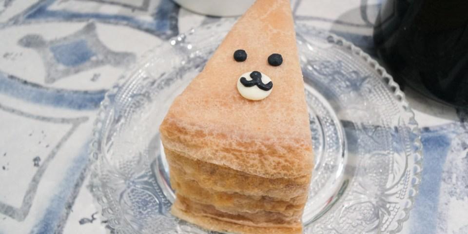 台南北區千層蛋糕推薦 週末深夜甜點,IG打卡常客,網美都愛的「Sequel Dessert 晞果甜點」。