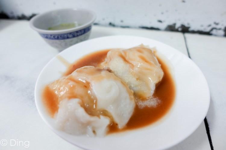 台南中西區美食 府前路老店「福記肉圓」,有軟Q不油膩肉圓,喝到飽大骨湯。