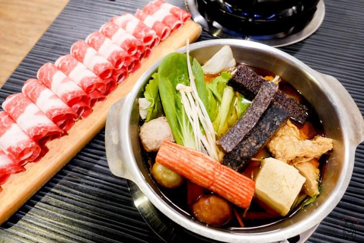 台南平價火鍋 大同路「五鮮級平價鍋物」個人小火鍋,營業到凌晨,白飯、飲料無限續,加價就可以吃到肉量爆多的17盎司肉肉。