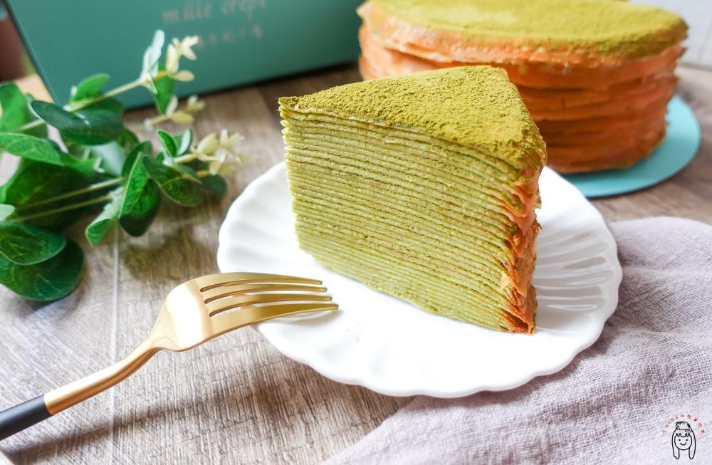 台南千層蛋糕 「威廉手制千層」,專售整顆千層蛋糕,還有減糖版可選擇,有八種口味,適合當生日蛋糕!安南區可面交,也可以宅配!