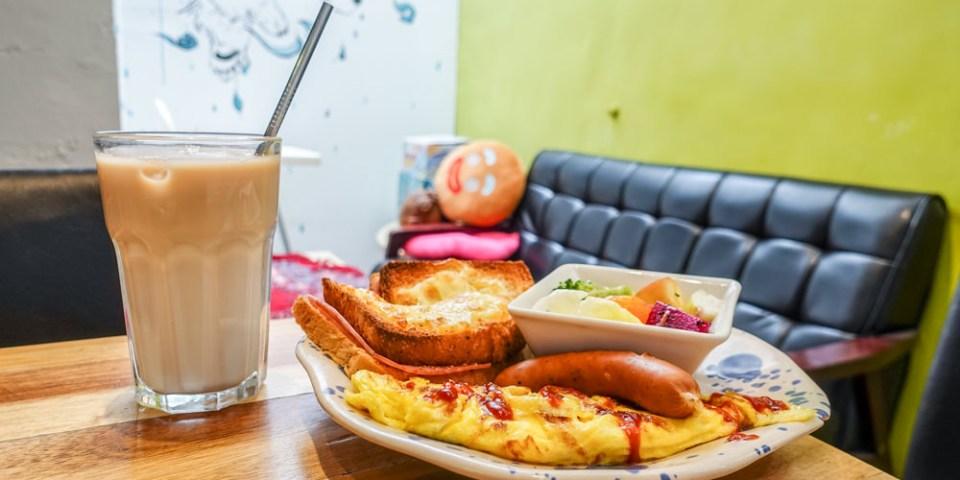 台南東區早午餐 A WAY CAFE,低調的咖啡店兼早午餐店,寧靜的空間,來這裡喝特調咖啡,或是品嚐甜點及美味餐點,享受下午茶時光吧!