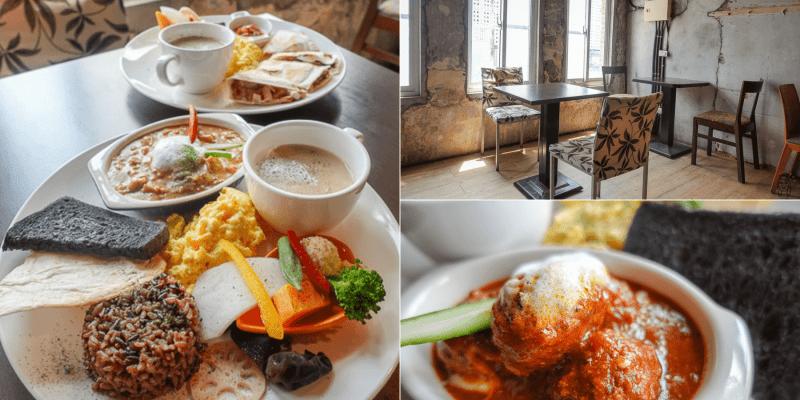 台南中西區早午餐|Double 9,藏身府前路80年老屋早午餐,來品嘗健康無過度調味的餐點吧!