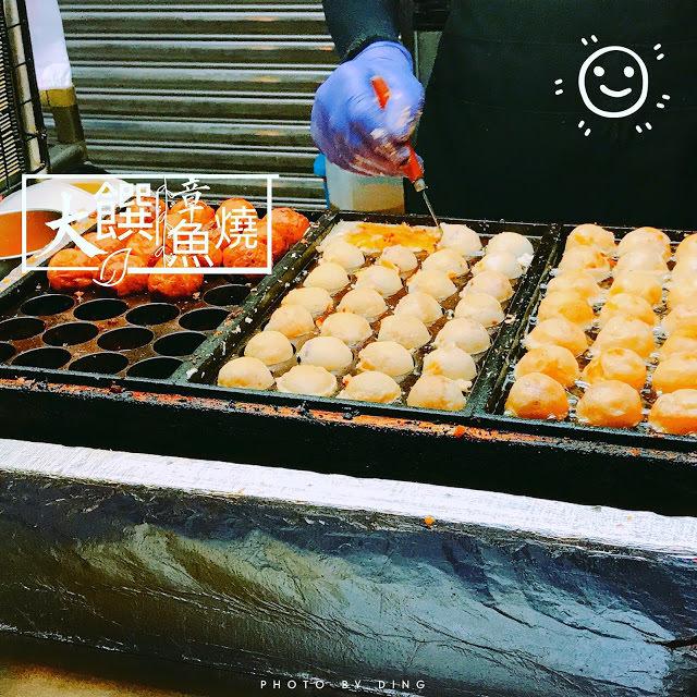 【台南東區】大饌章魚燒,私心非推薦不可的酥脆章魚燒