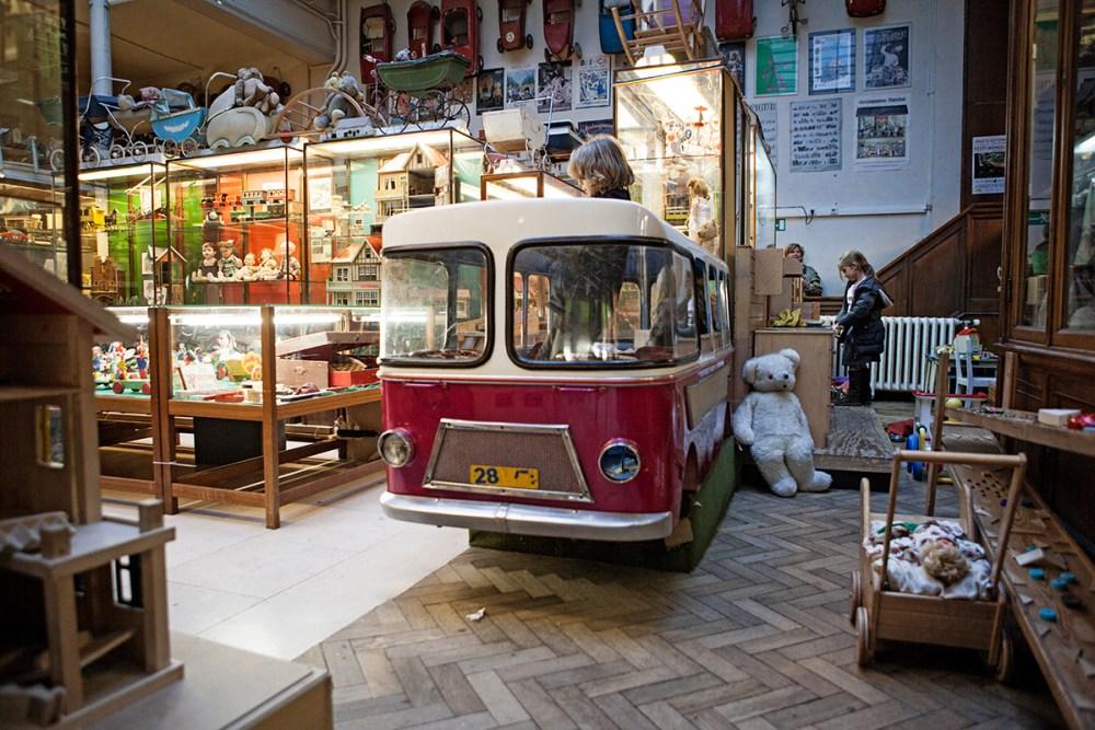 Speelgoedmuseum Brussel