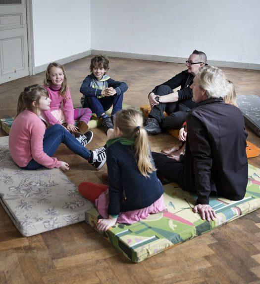 Sunday Service in De Studio Antwerpen