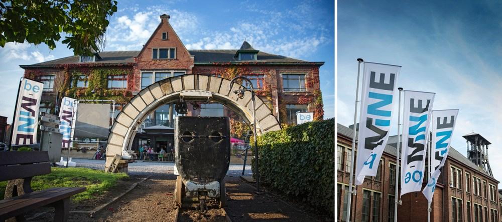 B-Mine Beringen Limburg