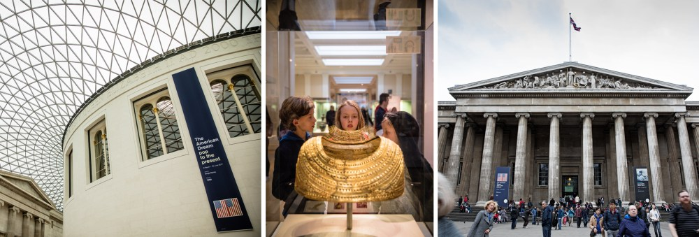 British Museum london Dingenzoekers