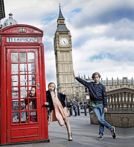 Londen met kinderen / London with kids: Kids in London