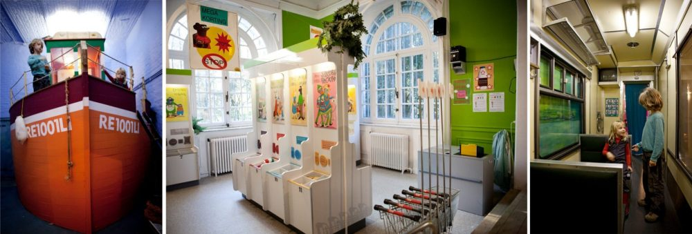 Brussel met kinderen / Brussels with kids: Kindermuseum Brussel