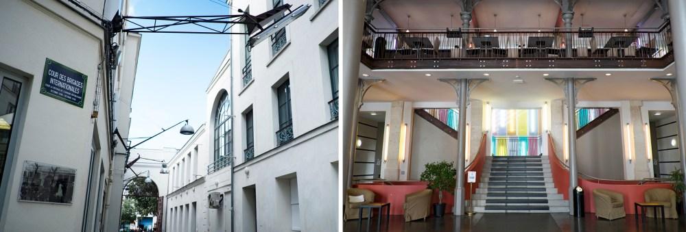 La Maison des Métallos museum Paris