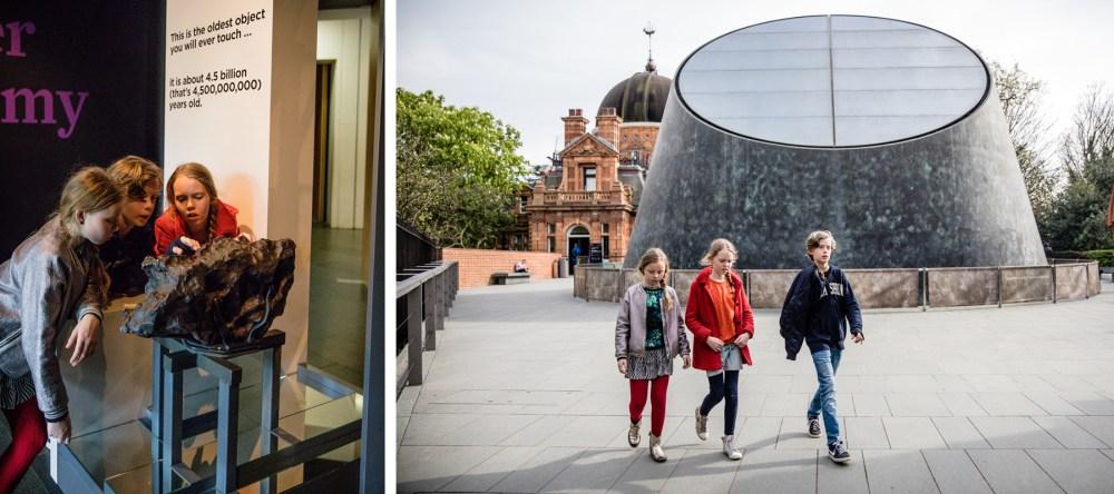 Greenwich Observatory Londen Kids