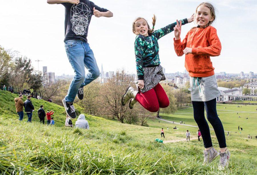 Londen met kinderen / London with kids: Greenwich Londen Kids