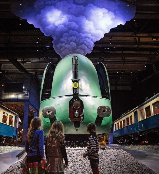 Train World museum Brussel