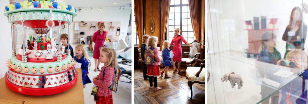 Gent met kinderen: Design museum Gent