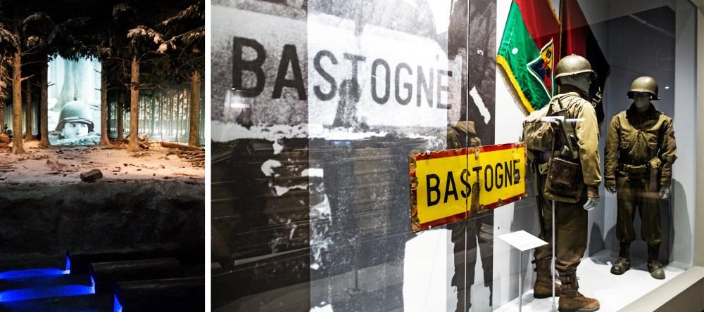 Herfstvakantie in de Ardennen_War museum Bastogne
