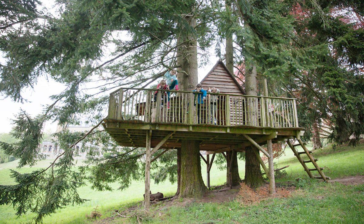 Vakantie in de Ardennen: Chateau de la Poste
