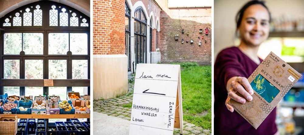 Zero waste winkelen: Lora Mora