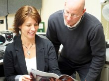 Dingley Press Account Managers provide excellant customer service
