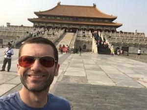 Visiting the Forbidden City