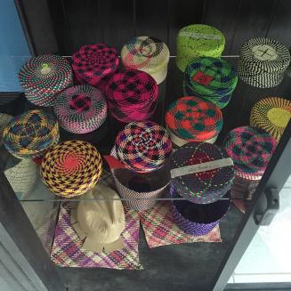 Ecuador hats