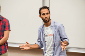 Benjamin Khakshoor, Co-Founder of CourseHunter