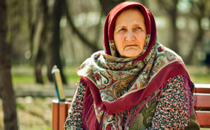 It's Cool To Be A Babushka! (VIDEO)