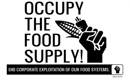 #F27: Let's Occupy Our Food Supply By Labeling GMOs