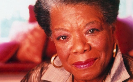 Dr. Maya Angelou: Her Lifetime of Moments Took Our Breath Away