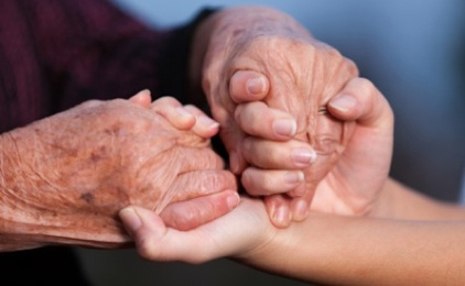 Myths About How to Act Around Someone Who's Dying