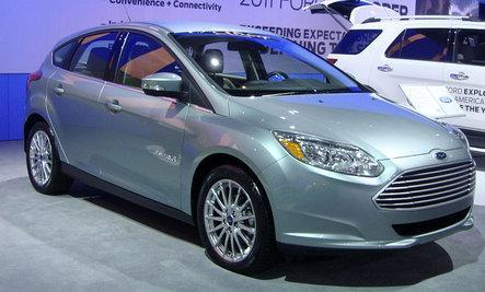 Introducing the Electric Ford Focus