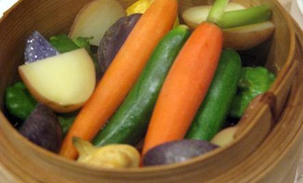 Healthy Food Steamer Recipes