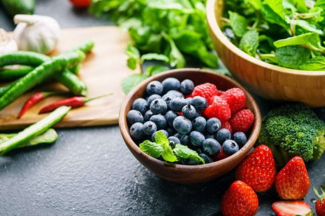 raw produce