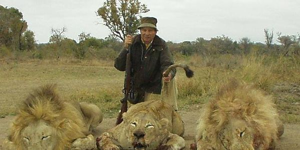 STOP THE HUNTING OF AFRICAS WILDLIFE- STOP ZANDER OSMERS SAFARI'S