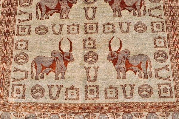 Brahman Bull Rug PK0006