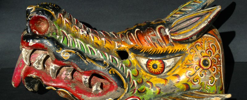 Diablo Mask -- Mexico