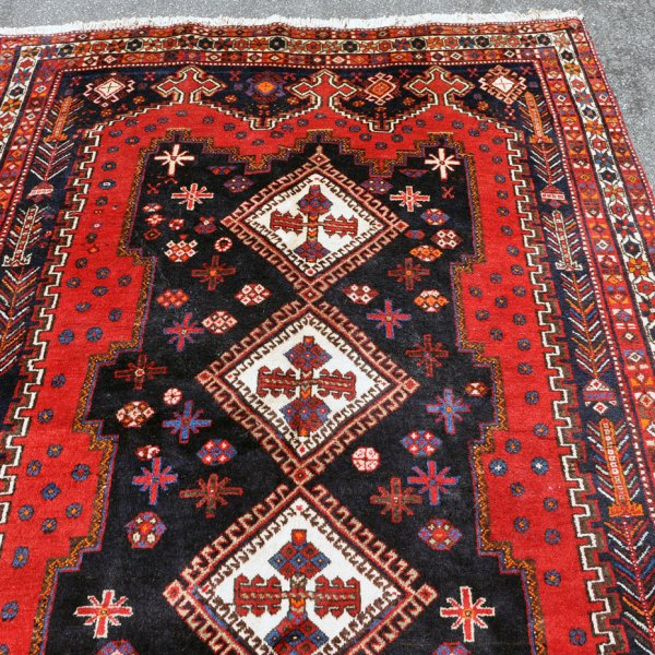 Afshari Geometric Carpet AS0018
