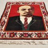 Lenin Memorial Rug USSR