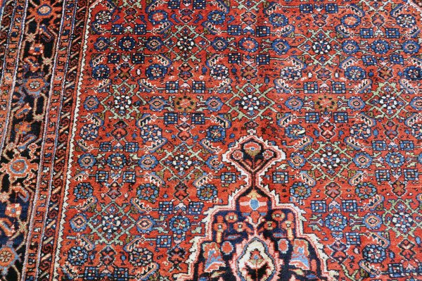 Persian Antique Hamadan Rug