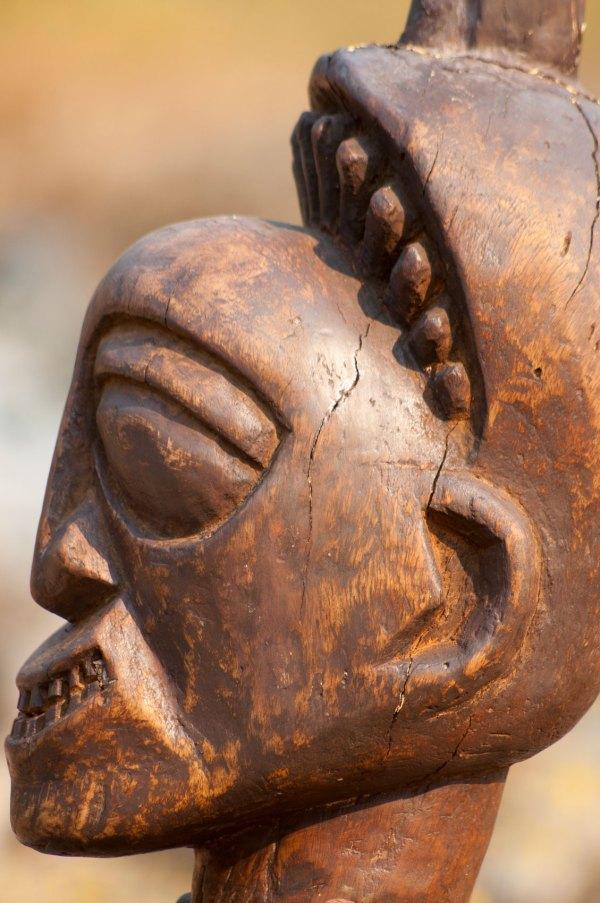 Large Songye Statue